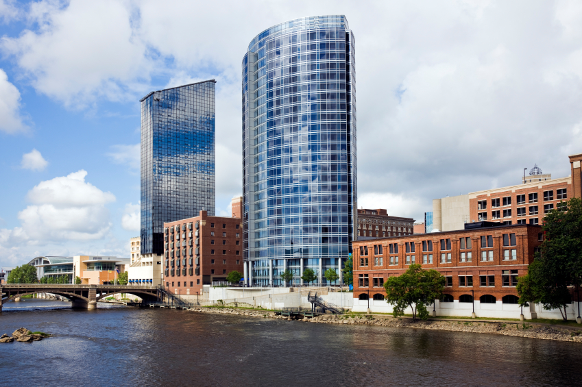 Best cities to raise a family in 2014 for Architects grand rapids mi